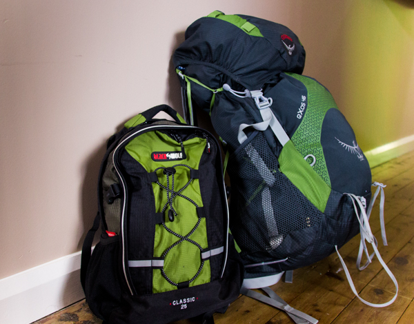 Osprey Exos 46 backpack review