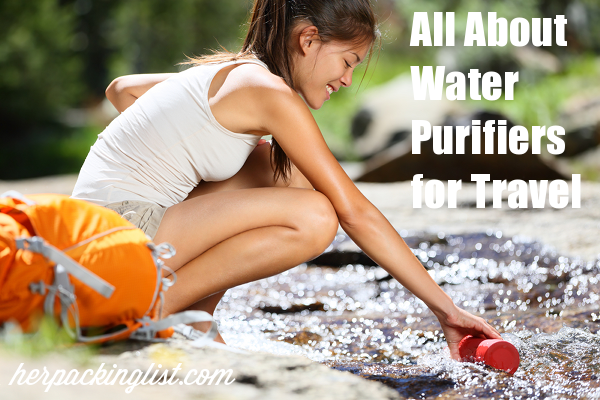 water purifiers for travel