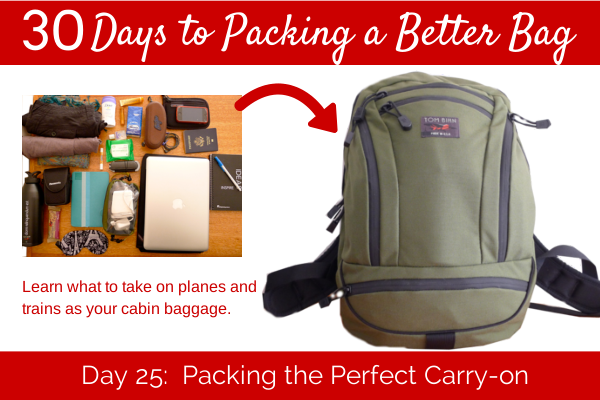 Day 25 The Perfect Carry On Packing List Her Packing List