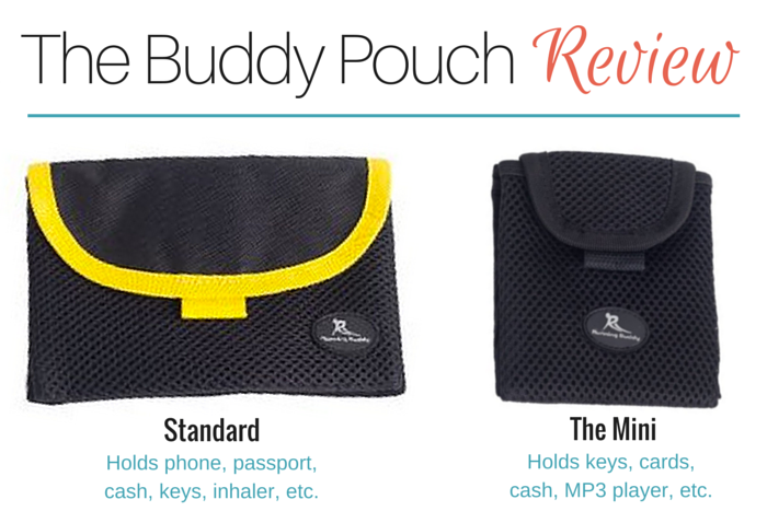 Buddy Pouch Review The New Money Belt Alternative Her