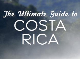 The Ultimate Guide to Costa Rica ebook