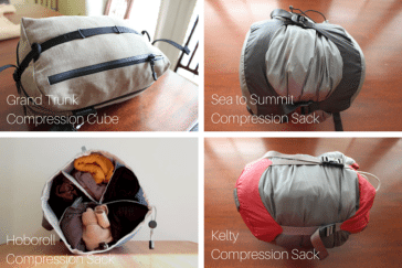 how to pack smaller