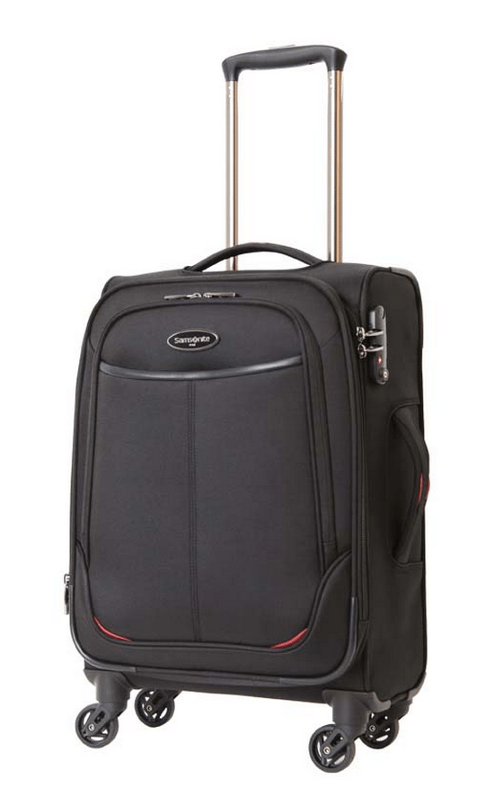 Meet Victoria And Her Samsonite Spinner Suitcase Her