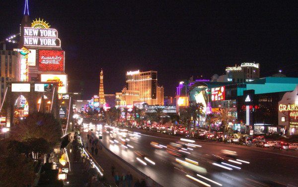 Experience a little piece of New York City in Las Vegas.