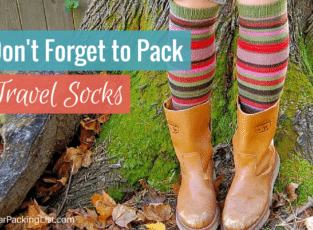 travel socks guide