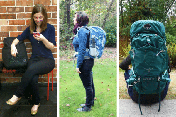 choose your backpack size