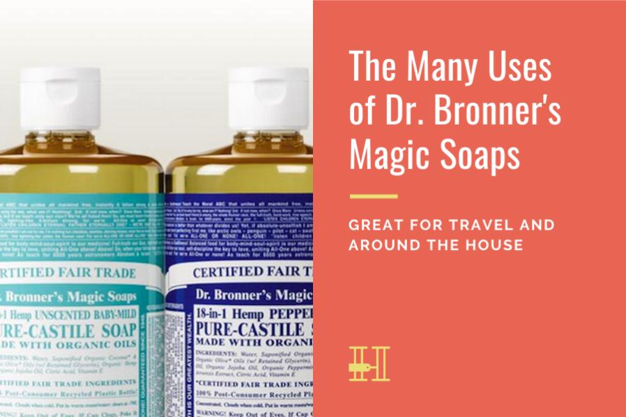 dr bronners magic soaps