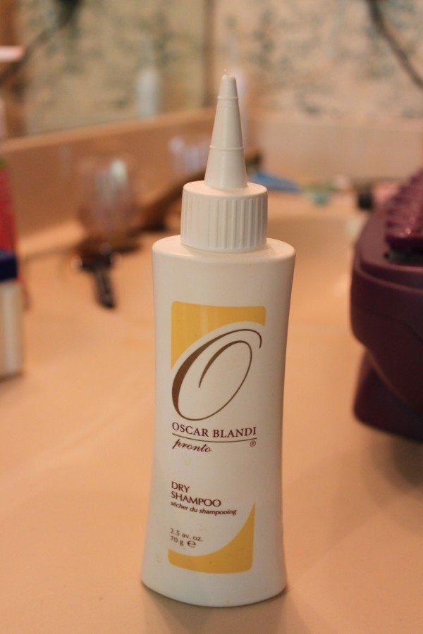 Oscar Biandi Dry Shampoo
