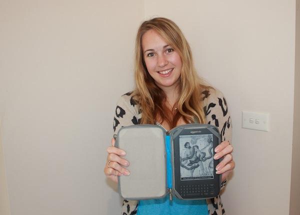 Stacey Kuyf's Kindle 3