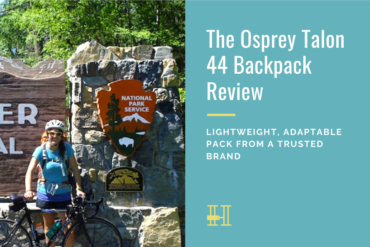 lightweight osprey talon 44 review