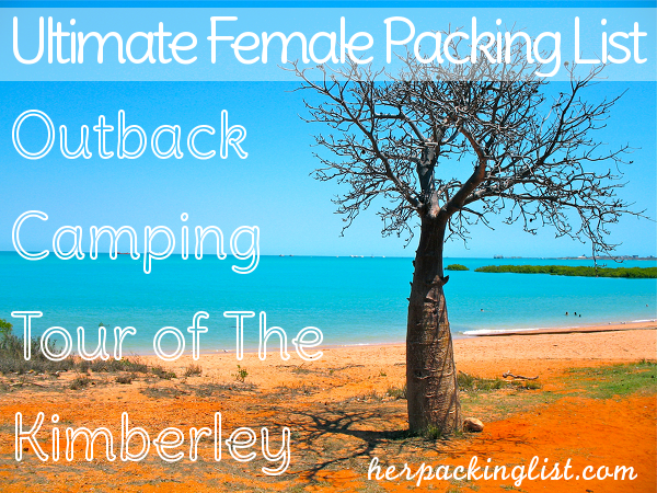 outback camping tour of the kimberley