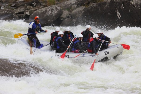 whitewater rafting packing tips
