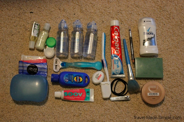 Ultimate Female Packing List for an All Seasons Round the World Trip