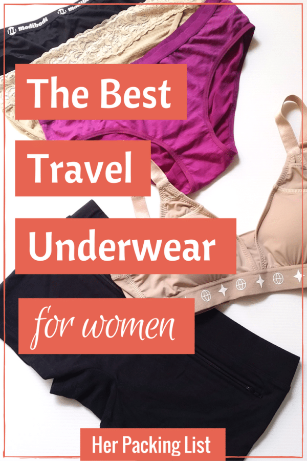 5422446eb71e Your Ultimate Guide to Women's Travel Underwear - Her Packing List