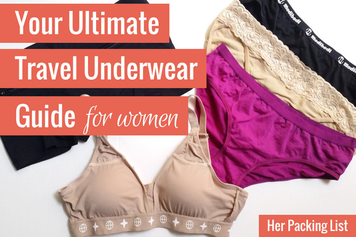 5eb57b2bb197b3 Your Ultimate Guide to Women s Travel Underwear - Her Packing List