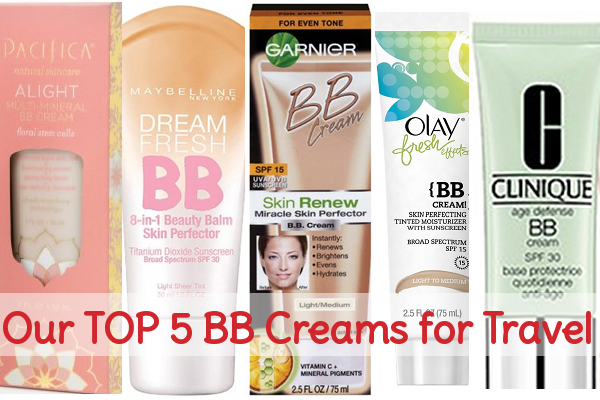 top bb creams for travel