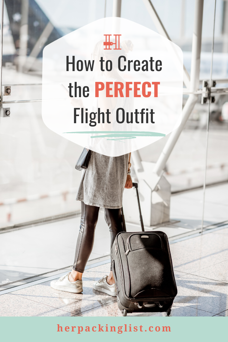 how to create a flight outfit