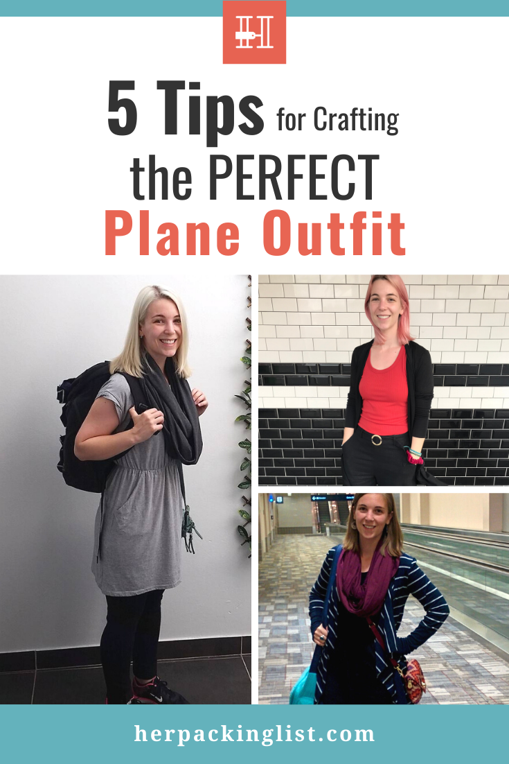 creating the perfect plane outfit