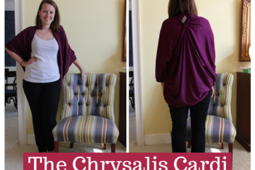 The Chrysalis Cardi by encircled