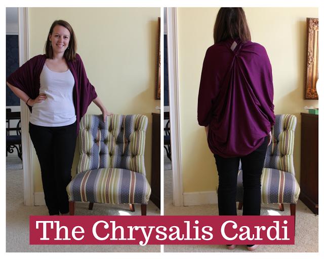 The Chrysalis Cardi by encircled