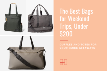 best weekend travel bags