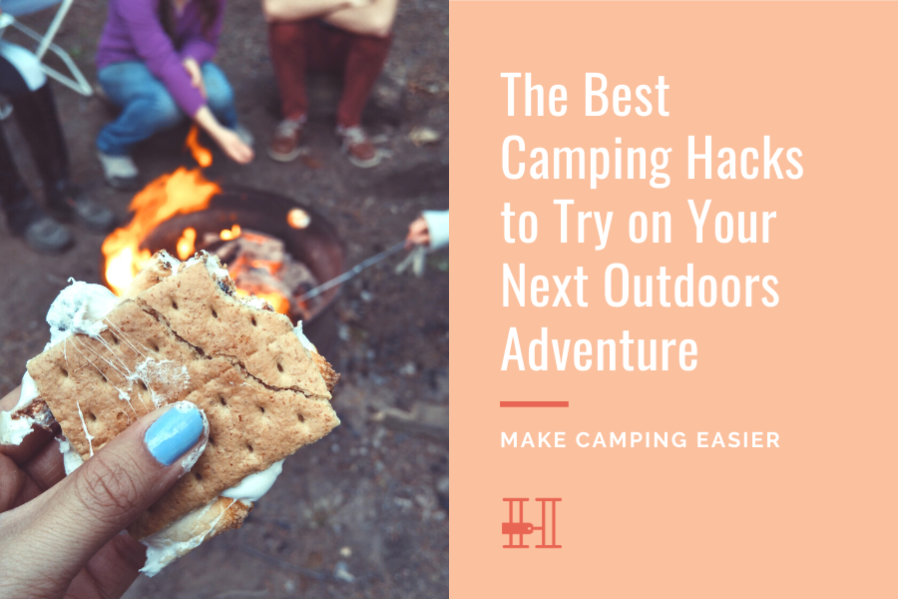 best camping outdoors hacks