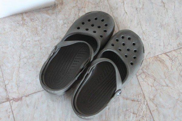 Crocs in Asia