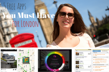 5 free apps for London travel