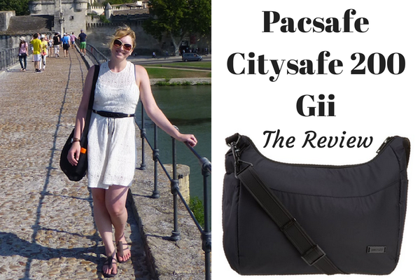 Pacsafe Citysafe 200 Gii Review