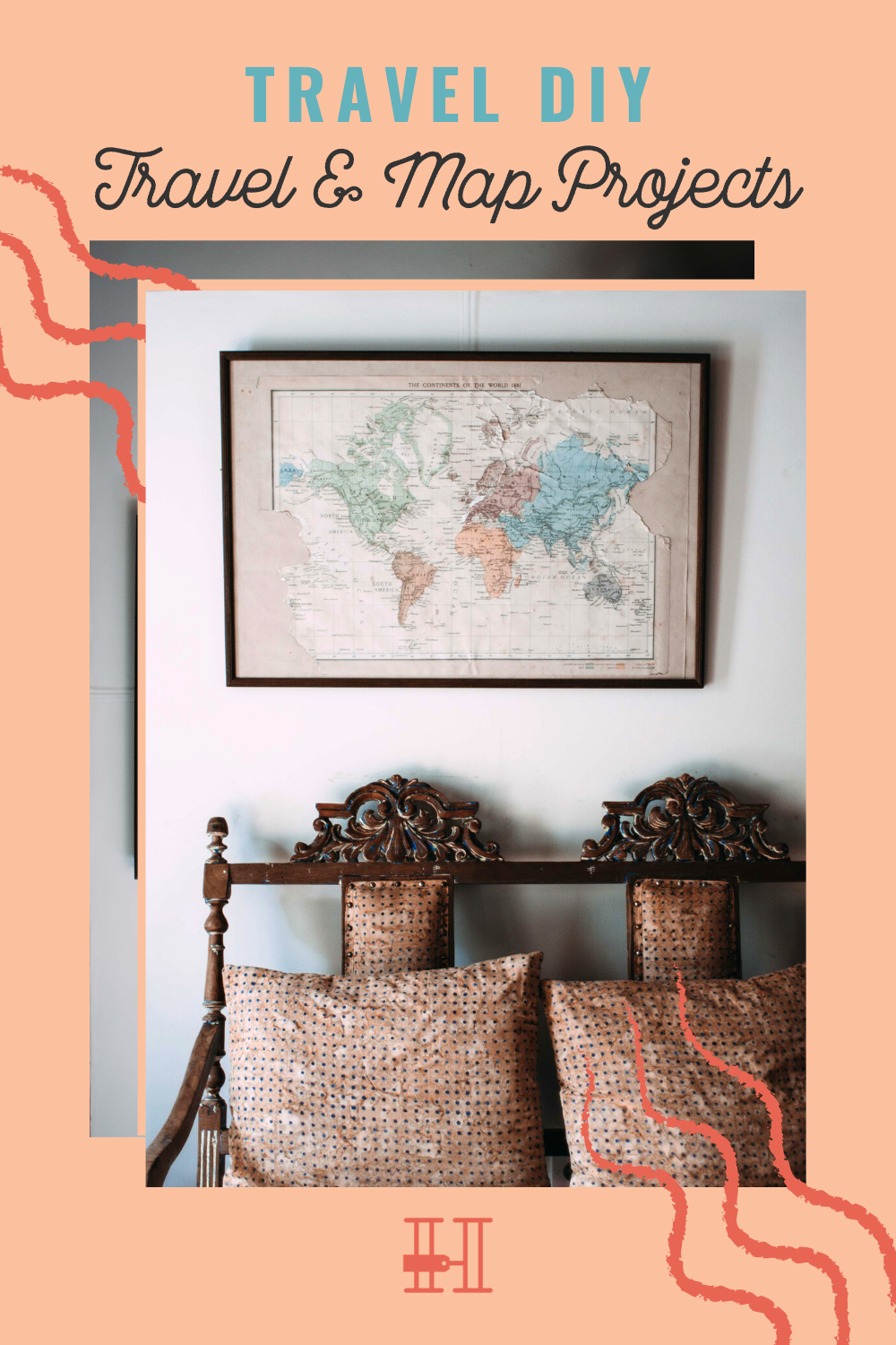 map projects for home pin
