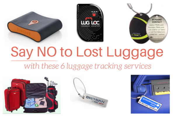 No More Lost Luggage 6 Devices To Track Your Bags