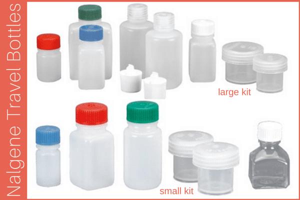 Travel Toiletry Bottles Nalgene