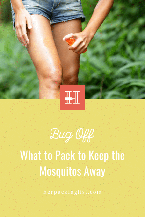 bug off insect repellent gear