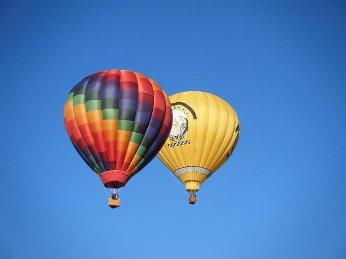 female packing list Albuquerque Balloon Fiesta