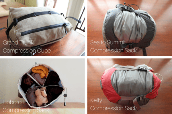 compression sack comparison