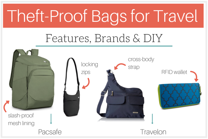 9138fea8901d Theft Proof Bags for Travel: Do I Need One? - Her Packing List