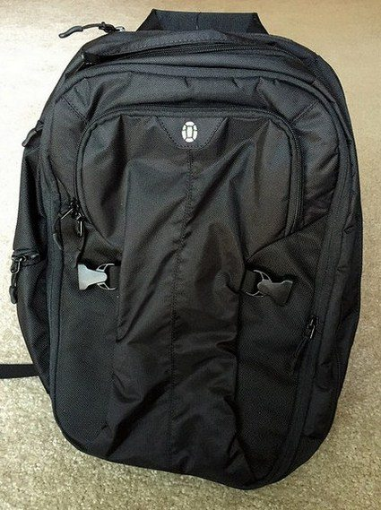 Tortuga Air carry on backpack review