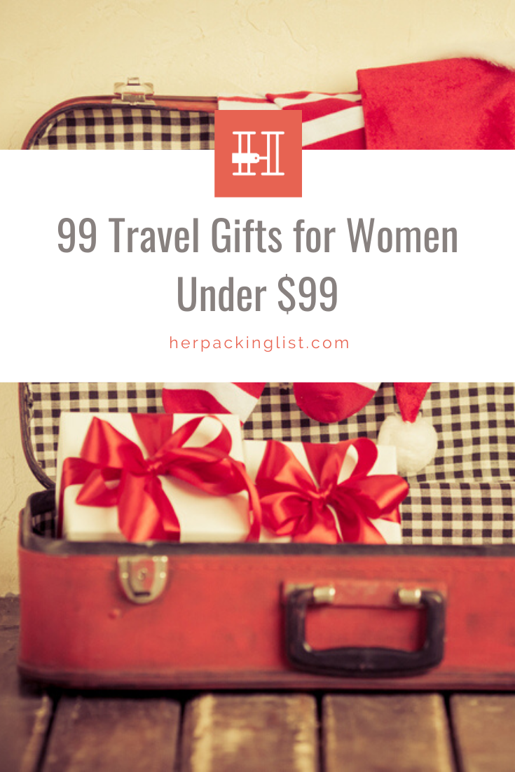 travel gifts for women under 99 bucks