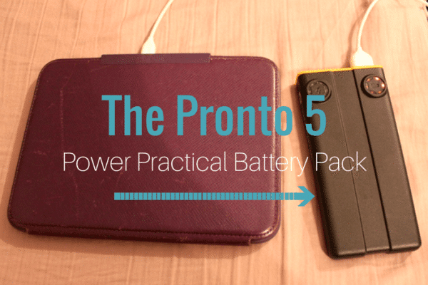 The Pronto 5 Power Practical Review