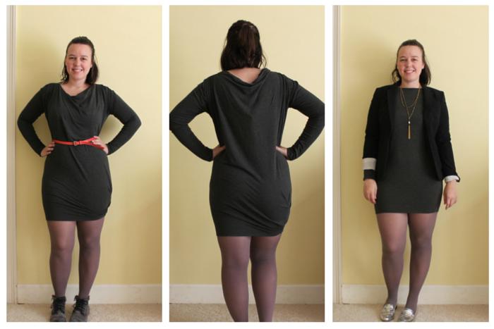 revolve dress worn as a dress