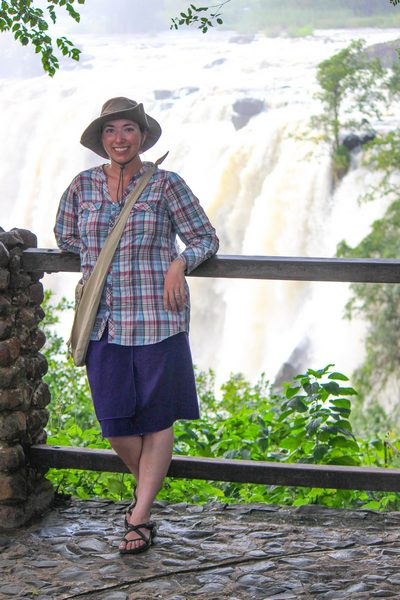 solo female travel in Southern Africa