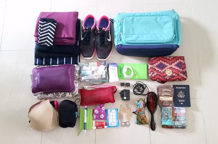 ultralight packing list