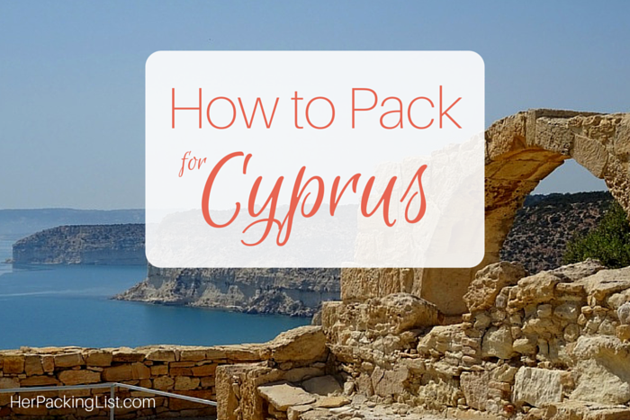 female packing list for cyprus