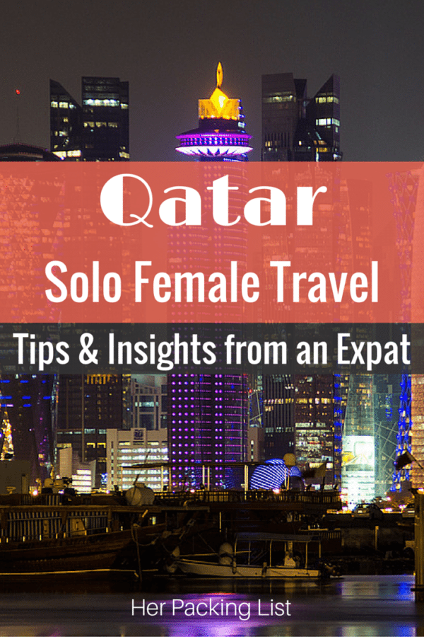 qatar solo travel