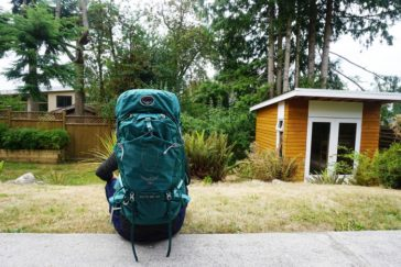 Osprey Aura 65 backpack review