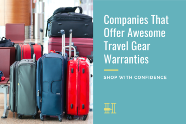 best travel gear warranties