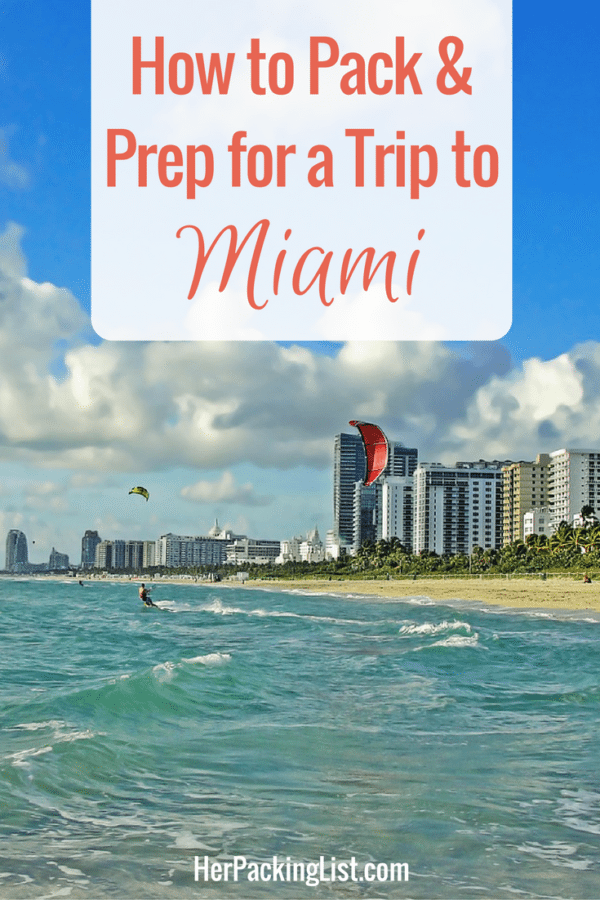 Miami travel guide by HPL