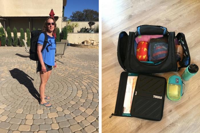 Tom Bihn Aeronaut 30 backpack review