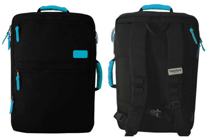 standard luggage carry-on backpack review 35-45L