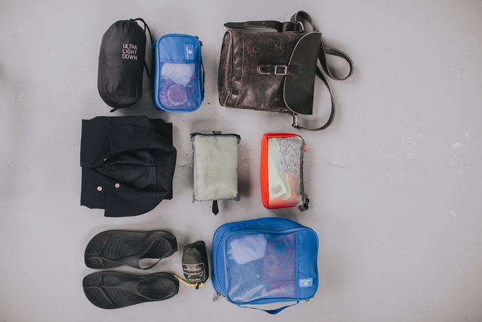 minimalist packing list